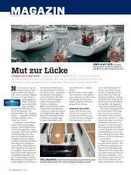 Nun - Hanse Yachts