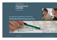 Gebäude-Elektroengineering - Hochschule Luzern