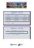 PROGRAM DAY 1 – PART ONE - Banportalen - Page 2
