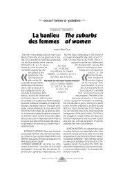 Ousmane Sembène : La banlieue des femmes ... - Africultures