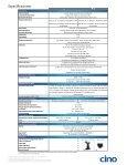 Especificaciones - Tec - Page 2