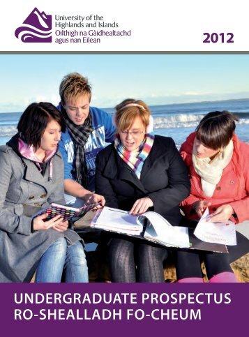 BA (Hons) - Study in the UK