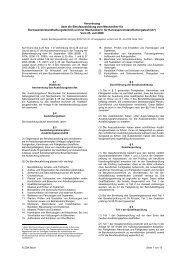 Verordnung über die Berufsausbildung zum ... - Aufgabenbank