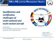 Powerpoint Template with new NAHEMA logo - European Defence ...