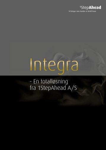 Integra - 1StepAhead