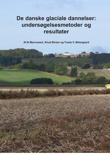 De danske glaciale dannelser - Danmarks geologiske seværdigheder