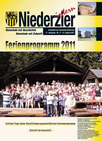 Elmar A. Klein - Gemeinde Niederzier