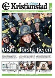 Tidningen Kristianstad nr 2 2011