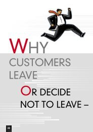CUSTOMERS LEAVE - University of Auckland Business Review