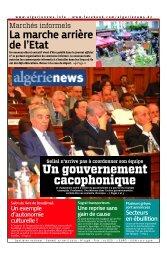 Fr-27-04-2013 - Algérie news quotidien national d'information