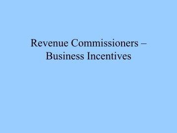 Revenue Commission's presentation - Tipperary
