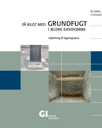 FÅ BugT mEd gruNdFugT i ældrE EjENdommE - Grundejernes ...