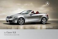 06 - SLK_Tarifs - Sitesreseau.mercedes.fr - Mercedes-Benz France