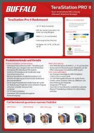 TeraStation Pro II Rackmount