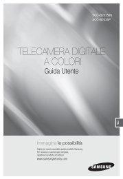 TELECAMERA DIGITALE A COLORI - DOMUSWIRE