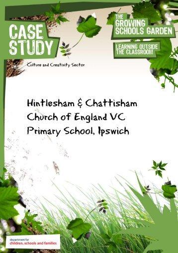 Hintlesham and Chattisham - The Growing Schools Garden