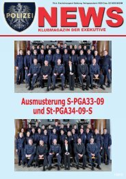 Polizei News4_2011.indd - FSG GÖED Salzburg