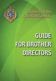 Guide for Brother Directors