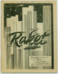 Raket interview Willem Drees 1967-1