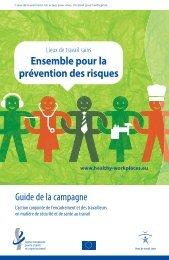 Ensemble pour la prévention des risques - Association française ...