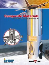 Composite Materials Brochure - Iscar Ltd.