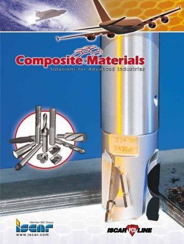 Composite Materials Brochure - Iscar Ltd.