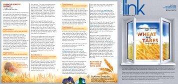 September 1, 2013 - Lighthouse Evangelism