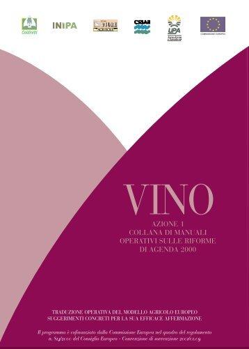 Vino - Coldiretti