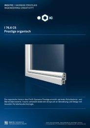 I 76.6 C5 Prestige organisch - Laabertaler