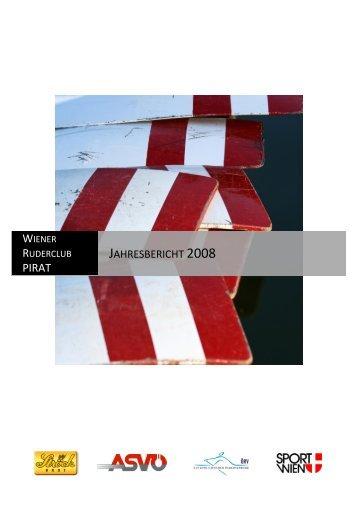 Jahresbericht 2008 - WRC-Pirat