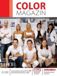 15. septembar 2008. Color magazin # 2 - Color Press Group