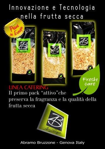 Catalogo Linea FRESHCARE CATERING - Abramo Bruzzone