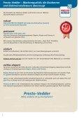Katalog 2011 - Presto-Vedder - Seite 2