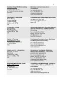 List of Members - EUConsult - Page 4