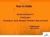 Gas in India - pptfun