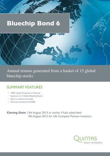 Quintas BlueChip Bond 6 - Adelphi Financial Brokers