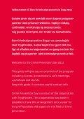 workshops - Det Kriminalpræventive Råd - Page 3