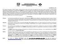 ACUERDO No. 667 En Ciudad Universitaria, Distrito ... - UNAM