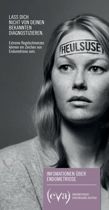 Informationsfolder Endometriose. - Österreichische Endometriose ...