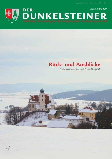 Ort Dunkelsteinerwald - Seite 1 - blaklimos.com