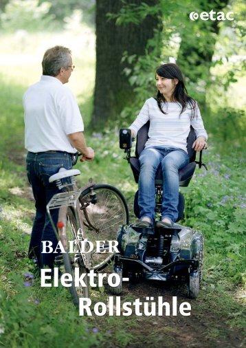 Elektro- Rollstühle - Etac