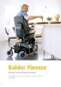 Elektro- Rollstühle - Etac - Seite 4
