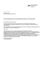 Hauptseminar Bildende Kunst I/II: Deutsche Malerei des ...