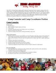 Job - Career Planning and Development Centre