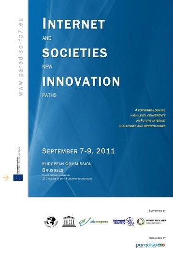 INTERNET SOCIETIES INNOVATION - PARADISO