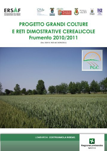 Frumento - 2011 - Ersaf