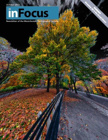 October 2011 Newsletter of the Westchester Photographic ... - WPS