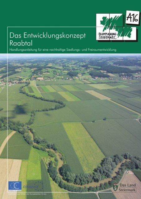 Siedlungsleitbild Raabtal - Raumplanung Steiermark