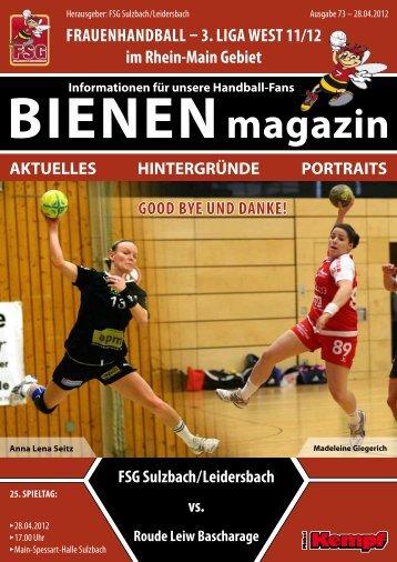 Ausgabe 73 - Bascharage 28.04.2012