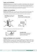 CoolTeg Plus Direct expansion (DX) version AC-TDX - Conteg - Page 5